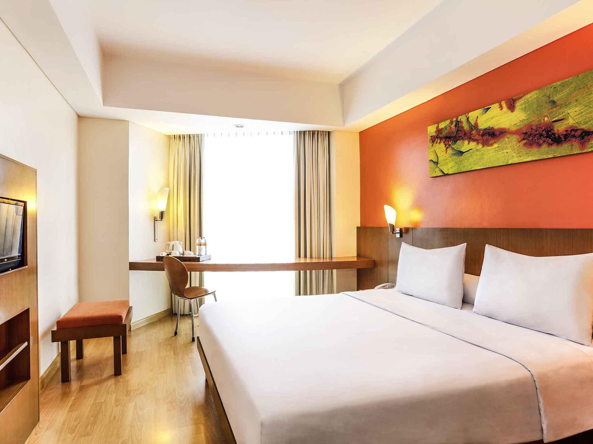 Hotel Semarang Ibis Simpang Lima Accorhotels Rooms Kab