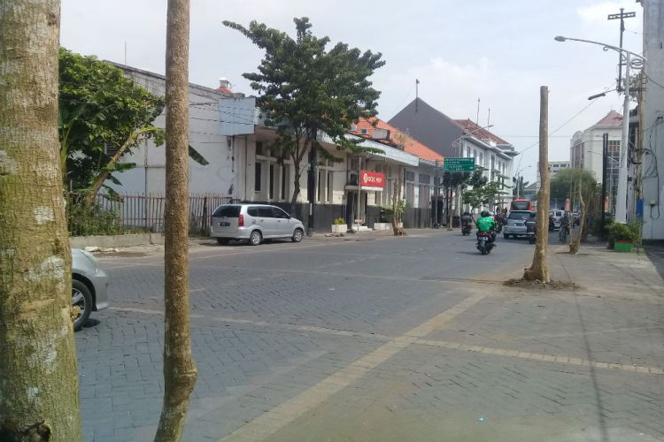 Jawa Tengah Merdeka Persewaan Mainan Simpang Lima Kawasan Kota Semarang