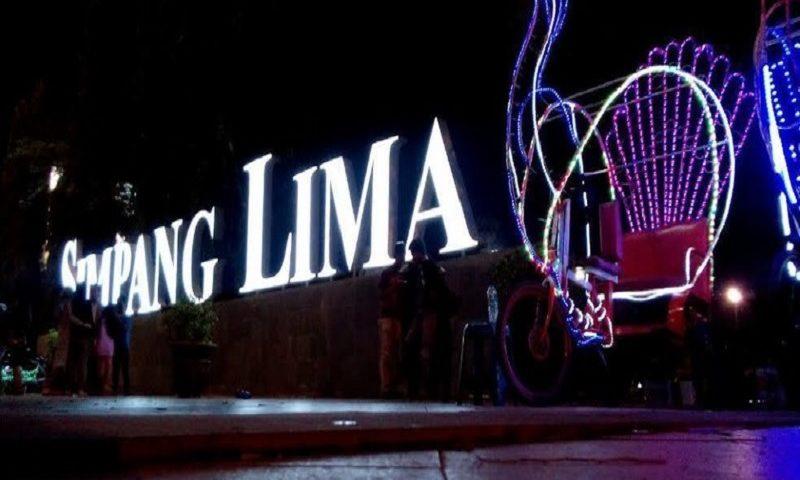 Keindahan Wisata Simpang Lima Semarang Kab