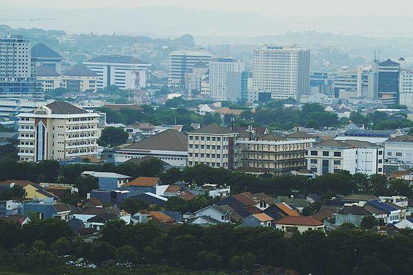 Kota Semarang Wikipedia Bahasa Indonesia Ensiklopedia Bebas Simpang Lima City