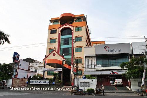 Pandanaran Hotel Semarang Harian Info Tengah Kota Antara Simpang Lima
