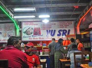 Pecel Yu Sri Simpang Lima Semarang Memang Ngangeni Harian Jateng