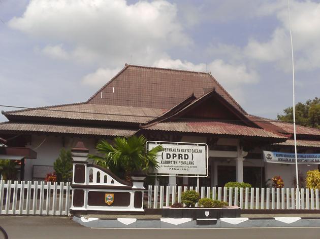 Pemalang Picture Jalan Simpang Lima Semarang Kantor Kab