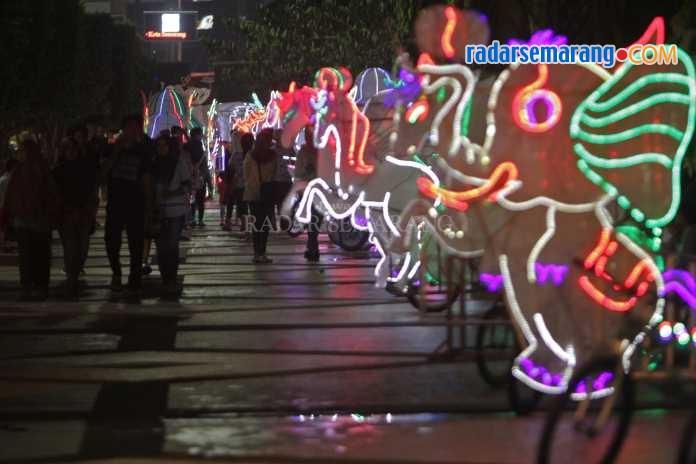 Pengusaha Sepeda Hias Ogah Pindah Kota Radarsemarang Peminat Usaha Penyewaan