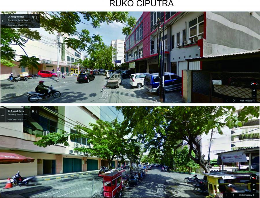 Ruko Disewakan Ciputra 3 5 Lantai Simpang Lima Semarang Kab