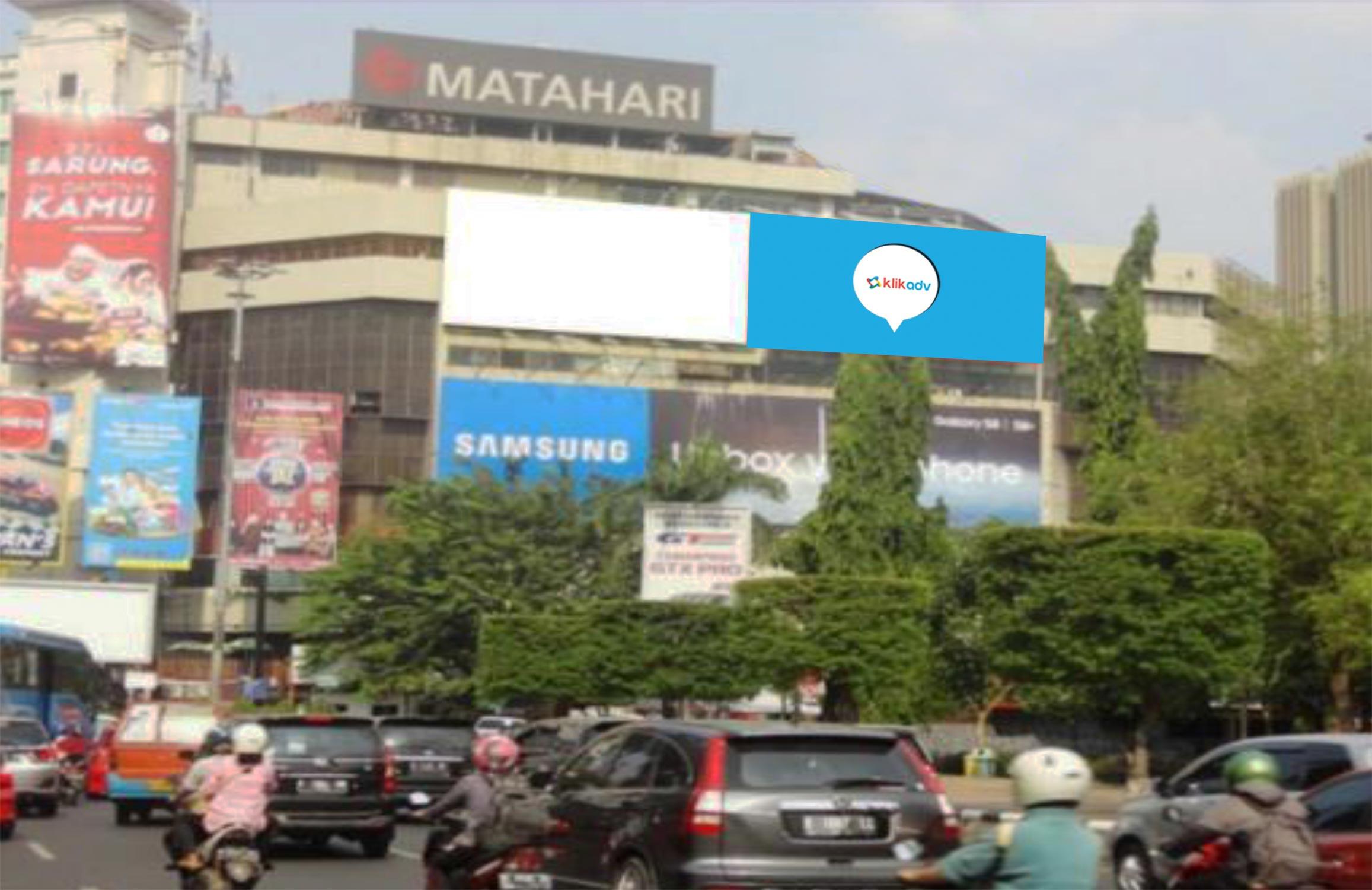Sewa Billboard Jawa Tengah Kota Semarang Jl Simpang Lima Kawasan