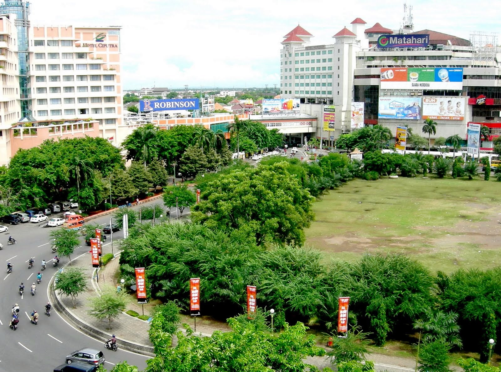 Simpang Lima Semarang Kab