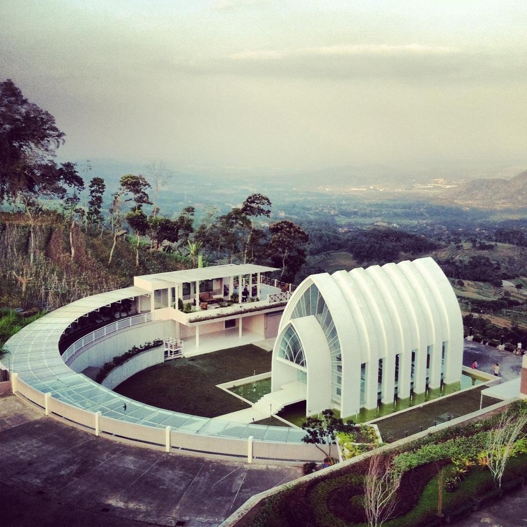 Harga Tiket Masuk Susan Spa Resort Bandungan Semarang Wisata Foto
