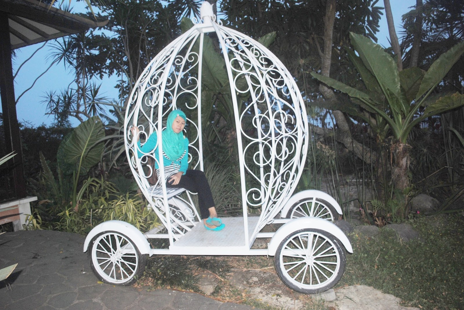 Jona Event Wedding Organizer Petang Susan Spa Resort Taman Surgawi