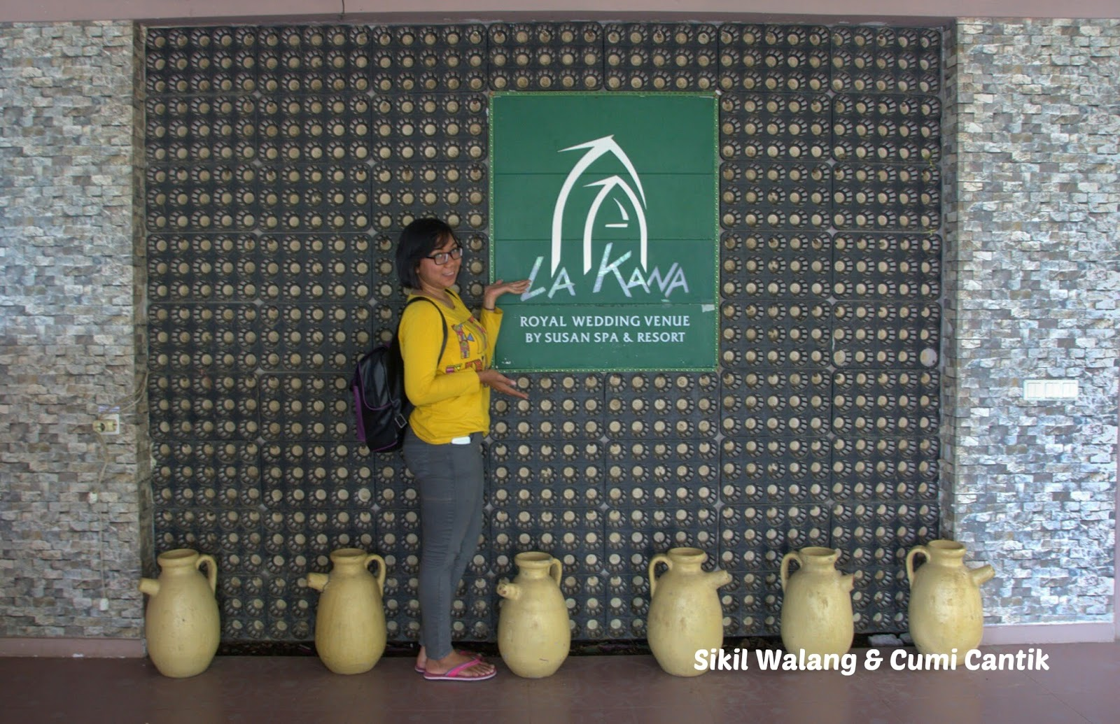 Lakana Chapel Susan Spa Resort Bandungan Sikil Walang Hotel Terdapat