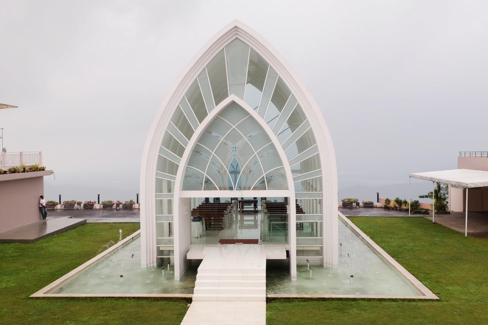 Menikmati Sore Susan Spa Resort Basilicha Tak Layaknya Lokasi Wisata