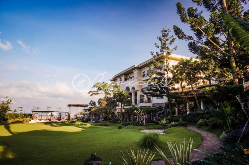 Pengalaman Bermalam Susan Spa Resort Semarang Denai Bumantara Sore Kab