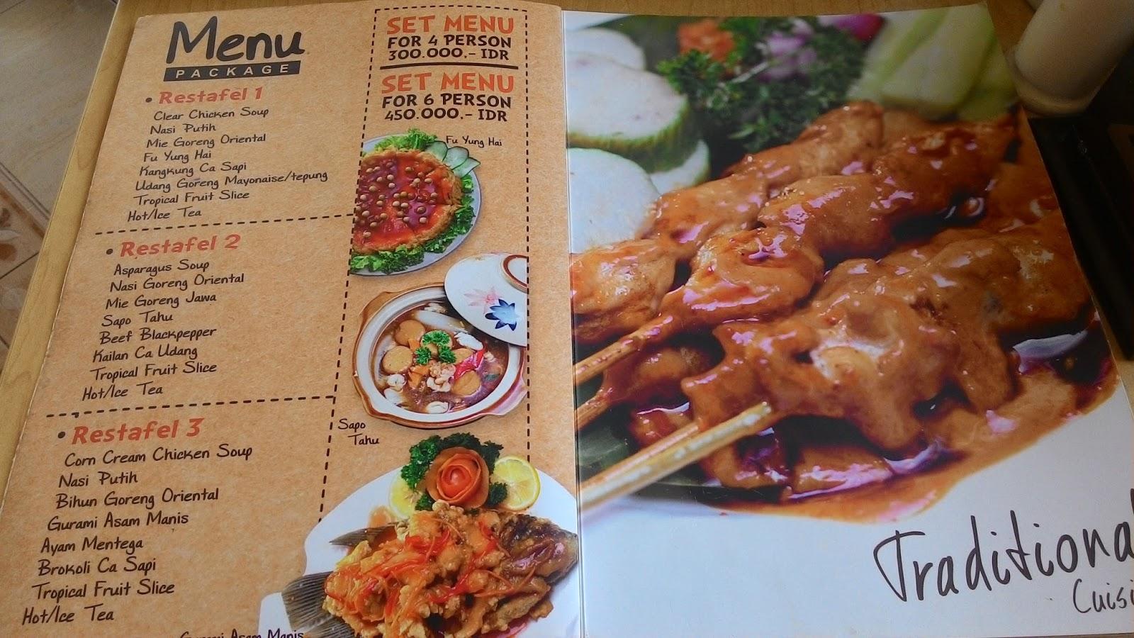 Resto Susan Spa Resort Menikmati Makanan Surganya Berikut Foto Kab