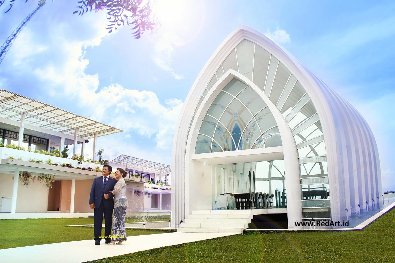 Spot Lokasi Tempat Foto Pre Wedding Semarang Jasa Satu Berada