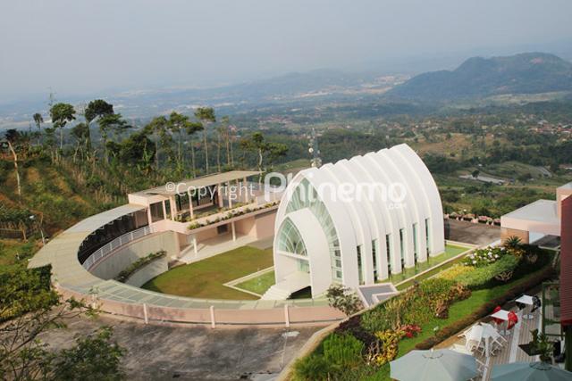 Susan Spa Resort Instagenic Kabupaten Semarang La Kana Chapel Ruang