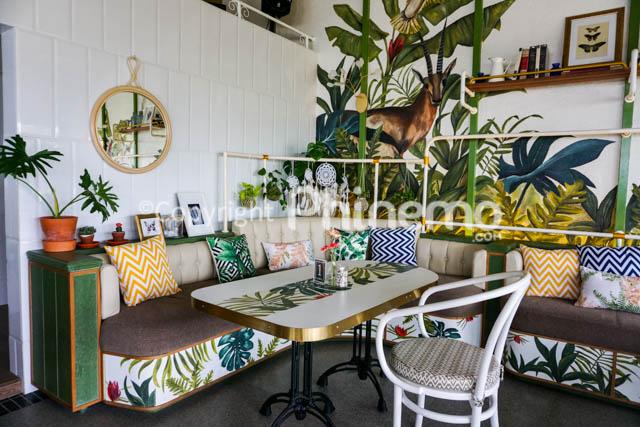 Susan Spa Resort Instagenic Kabupaten Semarang Restoran Pandan Punya Cafe