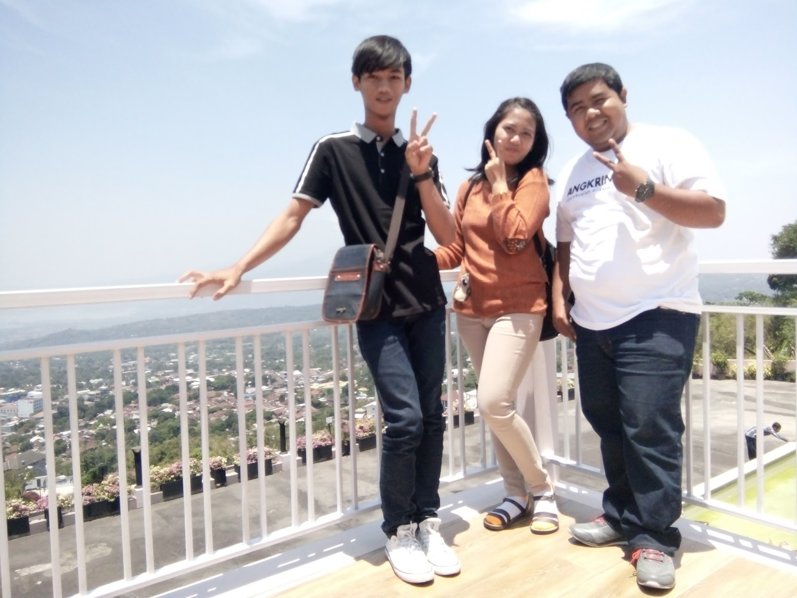 Susan Spa Resort Kabupaten Semarang Iyoth World Menjadi Daya Tarik