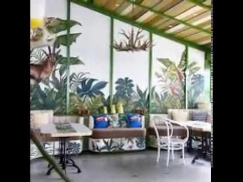 Susan Spa Resort Punya Sky Garden Cafe Bar Youtube Kab