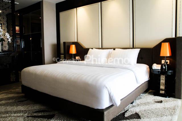 Susan Spa Resort Semarang Dikelilingi Pegunungan Ruangan Kamar Kab