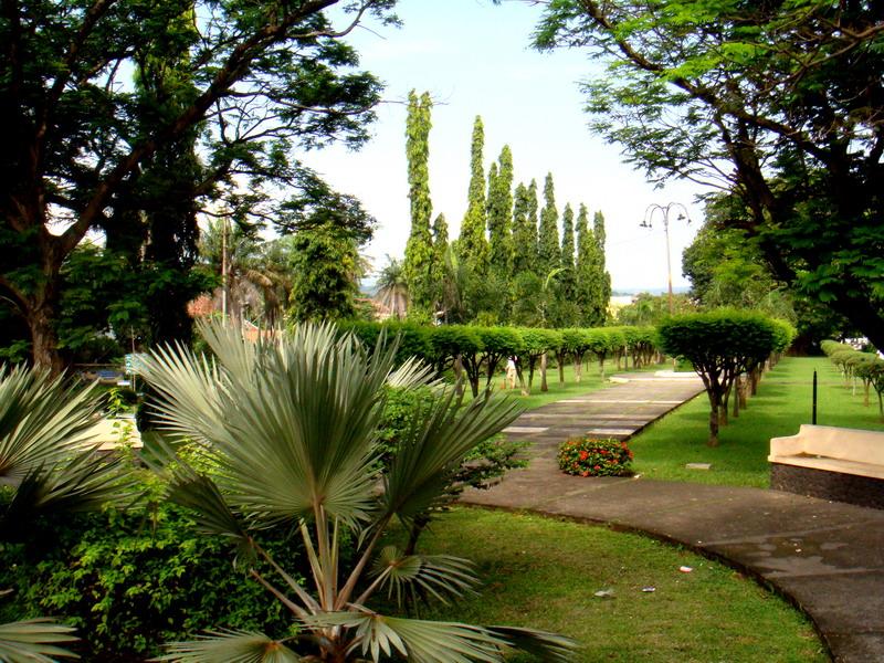 10 Gambar Taman Diponegoro Semarang Sejarah Hiburan Alamat Bukit Daya