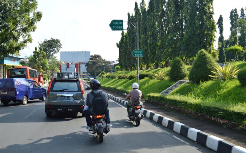 10 Gambar Taman Diponegoro Semarang Sejarah Hiburan Alamat Bukit Keramean