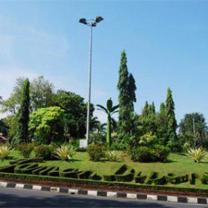 12 Foto Taman Diponegoro Semarang City Central Java Belumterjamah Bisa