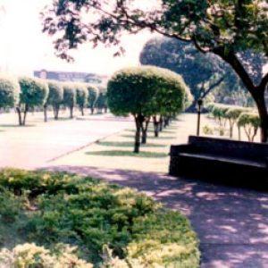12 Foto Taman Diponegoro Semarang City Central Java Belumterjamah Suasana
