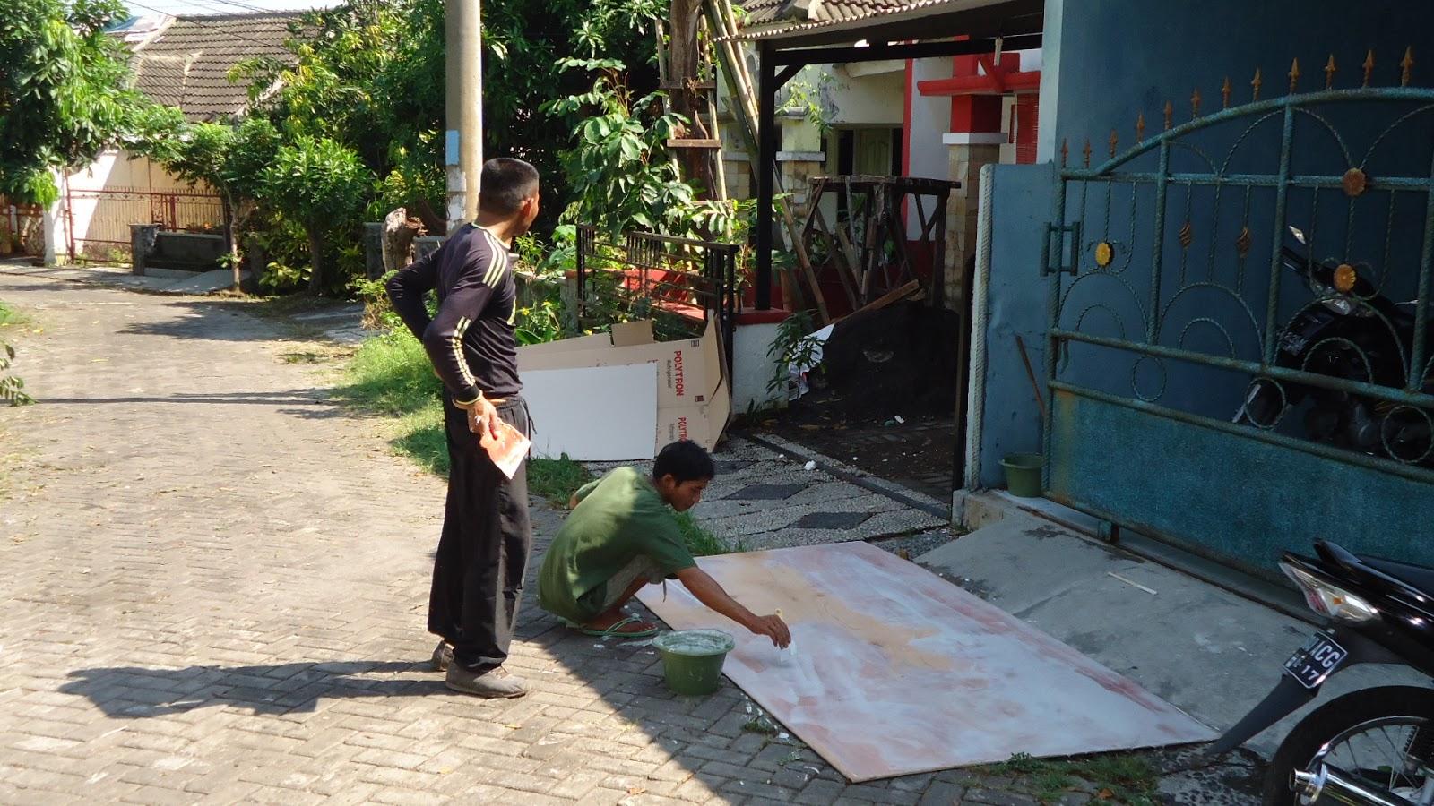 Pemborong Bangunan Renovasi Rumah Semarang Bukit Diponegoro Taman Kab