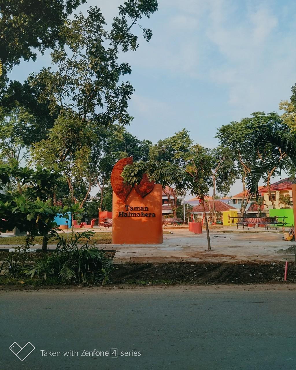 Photoblog Taman Halmahera Semarang Diponegoro Kab