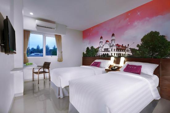 Reference Stay Semarang Review Favehotel Diponegoro Indonesia Tripadvisor Taman Kab