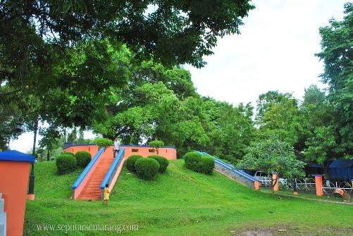 Semarang 10 Taman Kota Terfavorit Gajah Mungkur Diponegoro Kab