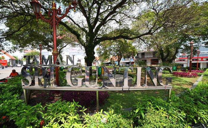 Semarang Lokasi Jalan Diponegoro Kota 3 Taman Srigunting Kab