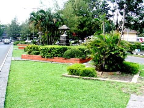 Taman Kota Kita Sama Depan Bi Semarang Diponegoro Kab