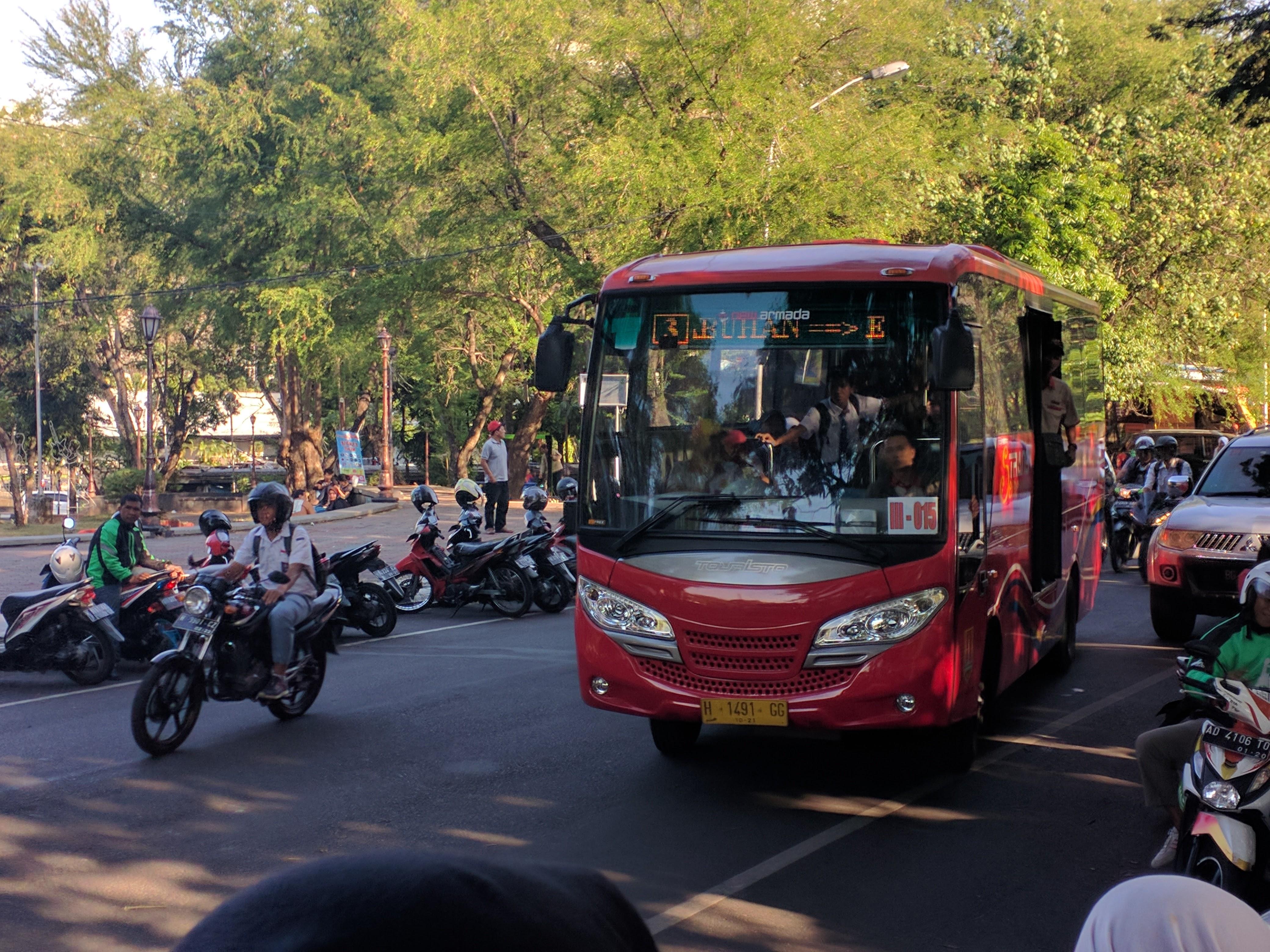 Trans Semarang Wikiwand Taman Diponegoro Kab
