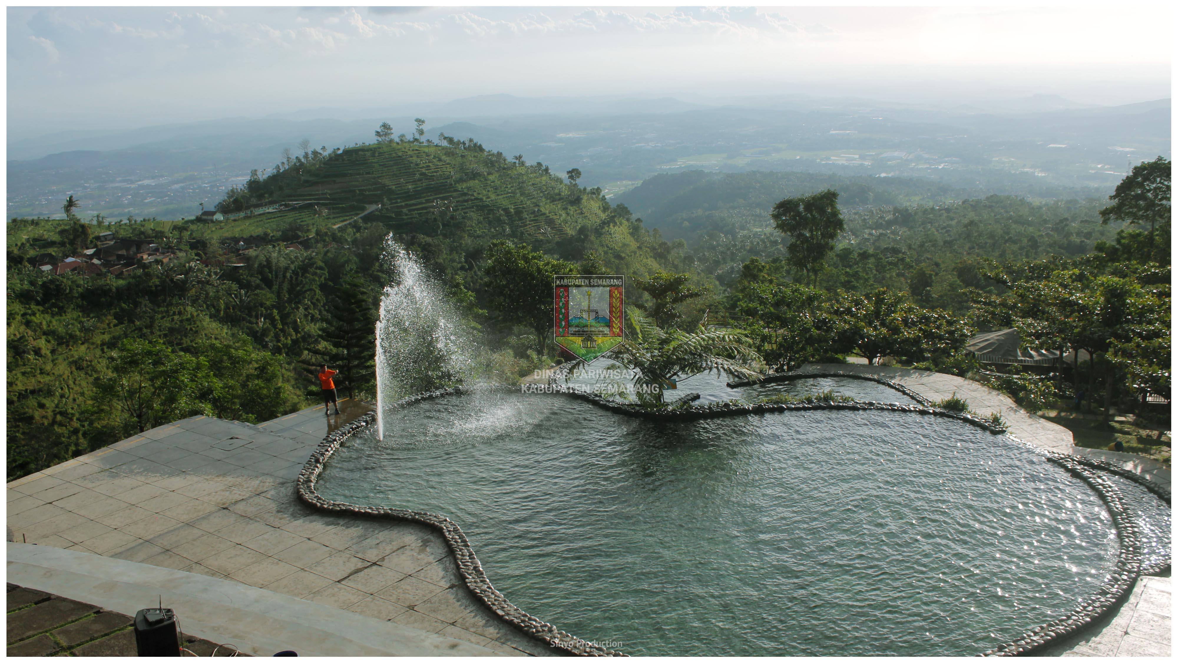 Umbul Sidomukti Kab Semarang Tourism Information Center Taman Diponegoro