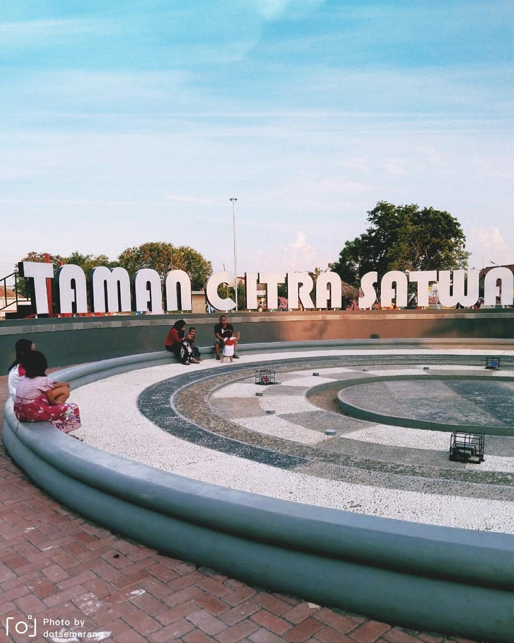 Video Taman Citra Satwa Semarang Diponegoro Kab