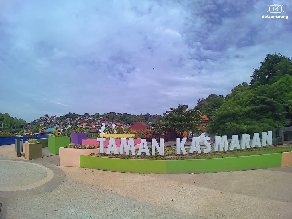 Video Taman Kasmaran Semarang Diponegoro Kab
