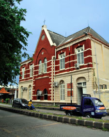 8 Reason Visit Semarang Garuda Magazine Due Dutch Architectural Heritage