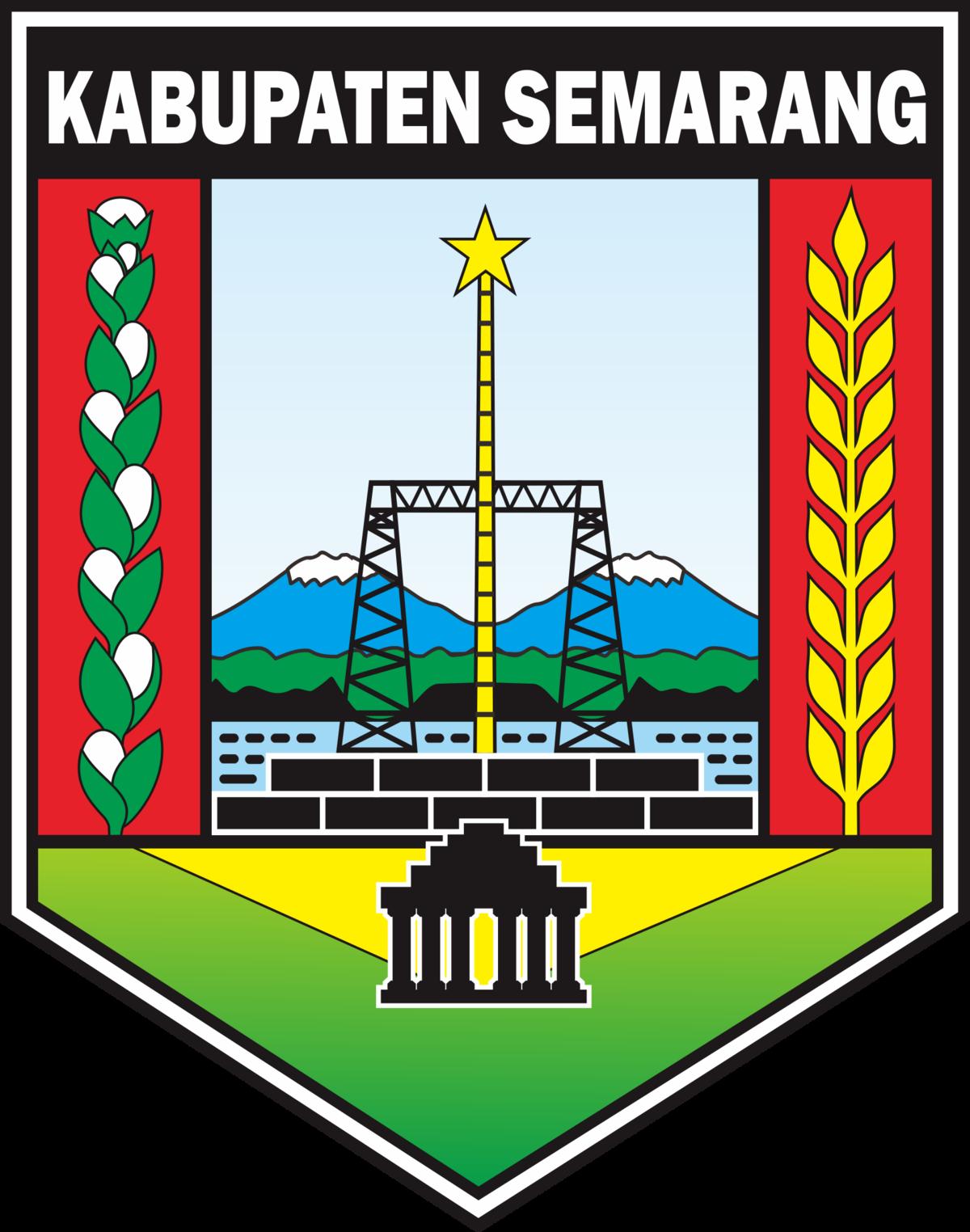 Kabupaten Semarang Wikipedia Bahasa Indonesia Ensiklopedia Bebas Taman Djamoe Kab