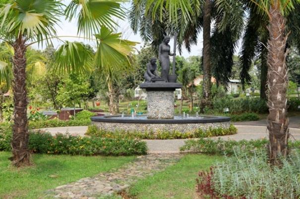 Mengenal Tanaman Jamu Taman Djamoe Indonesia Kab Semarang