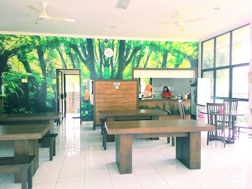 Small Kecil Tapi Penting Piknik Asyik Taman Djamoe Restoran Area