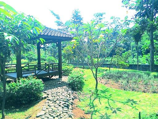 Taman Djamoe Indonesia Gazebo Bergas Kab Semarang