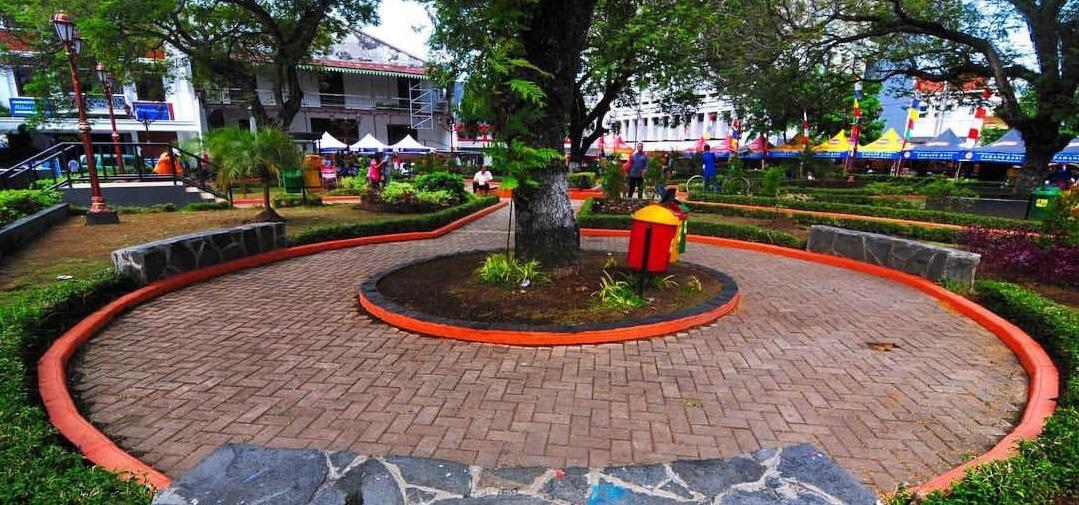 10 Gambar Taman Srigunting Semarang Alamat Lokasi Kota Sumber Pemkotsemarang2016