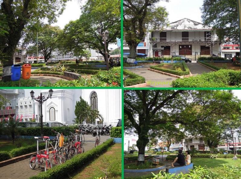 10 Tempat Nongkrong Bersantai Semarang Terkini Taman Srigunting Kab