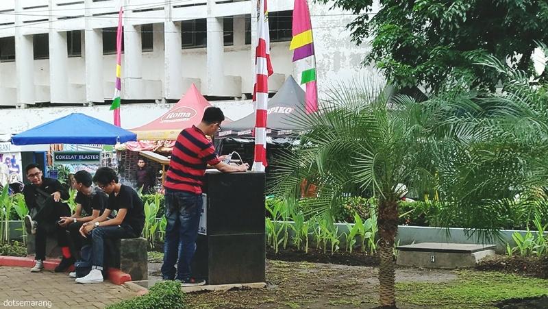 Air Siap Minum Taman Srigunting Kota Semarang Kab