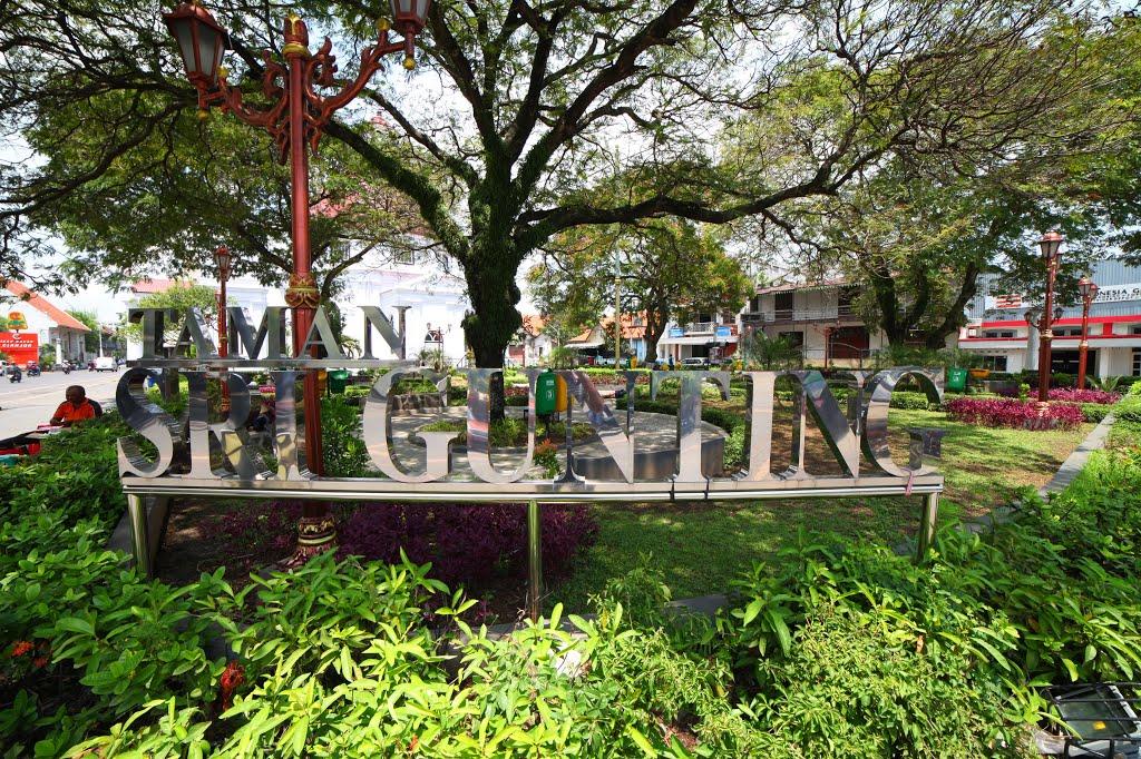 Arlisa Jati Blog Taman Srigunting Kawasan Kota Semarang Kab