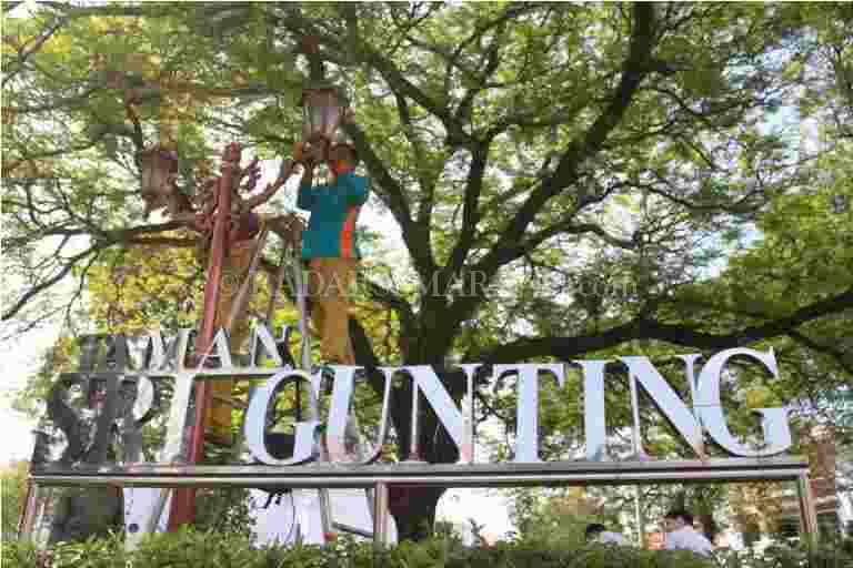 Dua Taman Kota Jadi Proyek Percontohan Radarsemarang Srigunting Kawasan Semarang