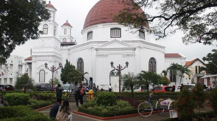 Enam Spot Foto Ngehit Taman Srigunting Semarang Nyesel Ngga Narsis