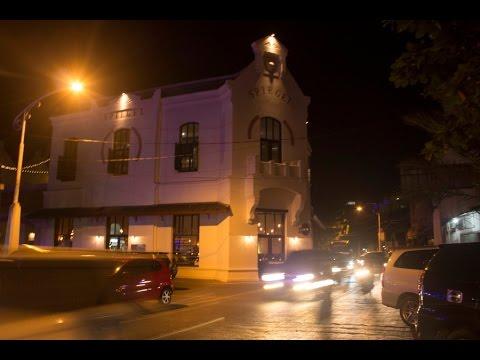 Kawasan Kota Semarang Gereja Blenduk Taman Srigunting Kuliner Malam Kab