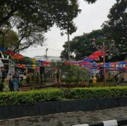 Pemkot Kota Semarang Tambah 21 Taman Keasrian Srigunting Kab